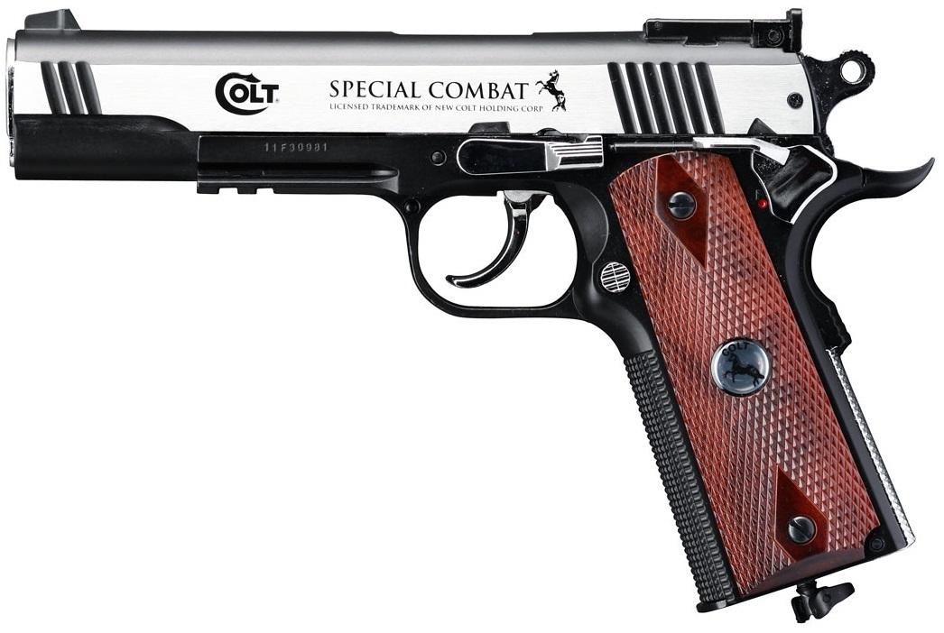 Umarex Colt Special Combat Pull The Trigger