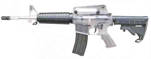 Colt M4A1 - Spring Powered
