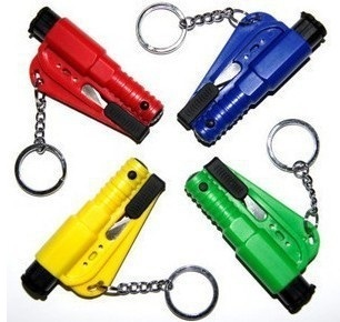 Lifeguard 3 In 1 Rescue Key Chain