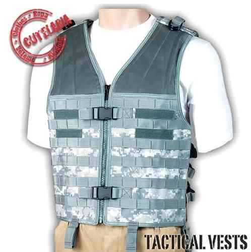 Digicam Tactical Vest