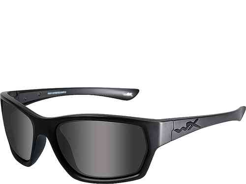 Wiley X Moxy - Smoke Grey Lenses / Matt Black Frame
