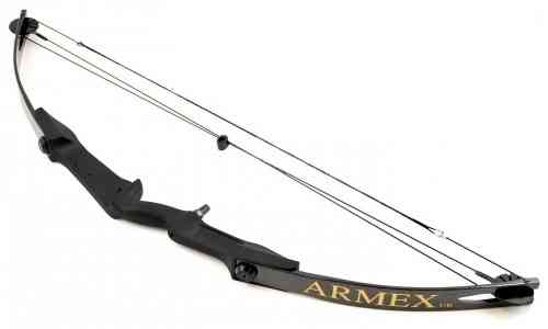 Armex Black Storm Compound Longbow - Adult