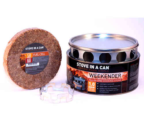 Stove In A Can - Weekender