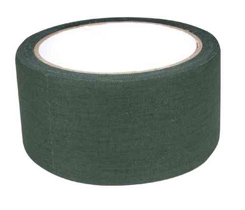 Web-Tex Fabric Tape - OD Green