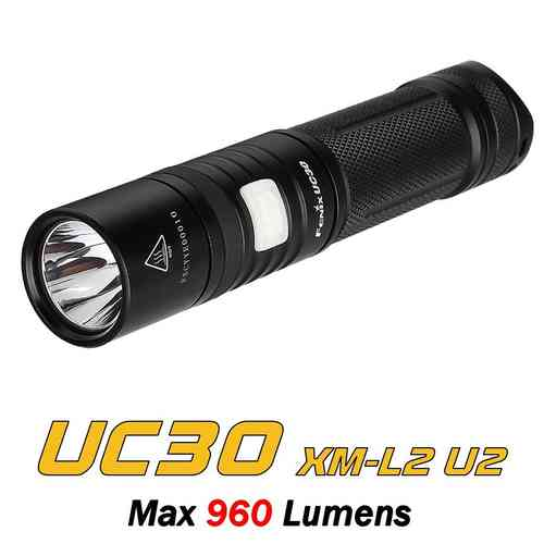 Fenix UC30 Rechargeable Torch