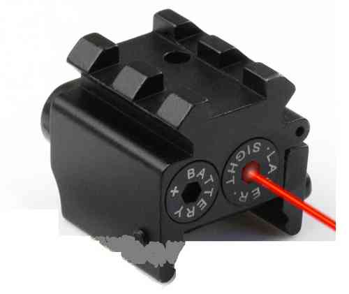 Pistol Laser Sight