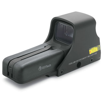EOTech Style 552 Holographic Sight - Black
