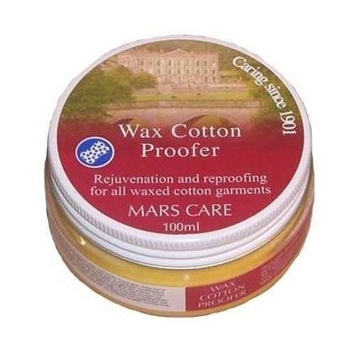 Mars Care Wax Cotton Proofer 100ml