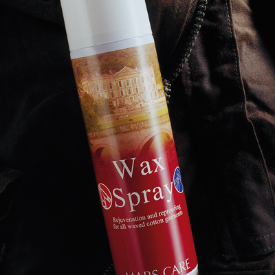 Mars Care Wax Spray 250ml Aerosol