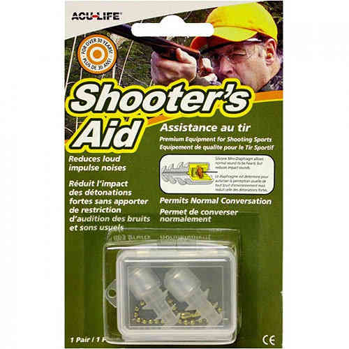 Acu-Life Shooter's Aid Ear Plugs