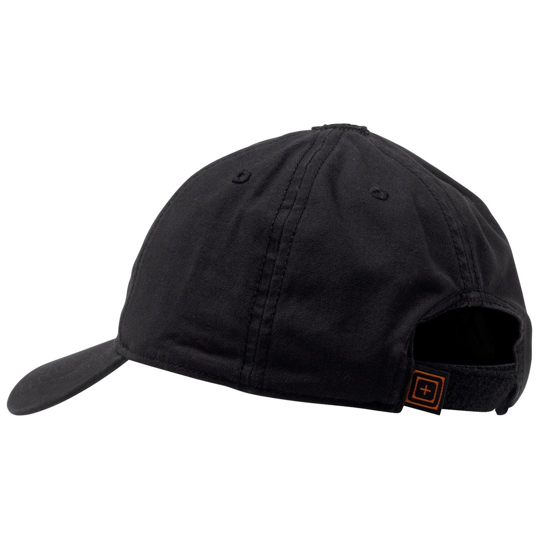 5 11 Tactical Flag Bearer Cap Black Pull The Trigger