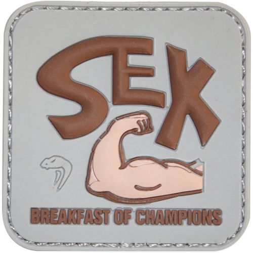 Viper Breakfast Of Champions Patch