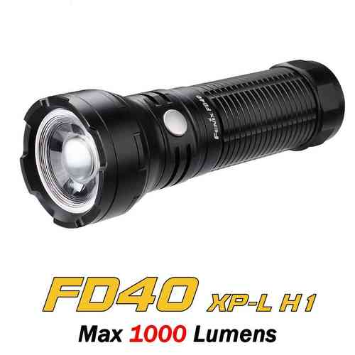 Fenix FD40 Focusing Torch