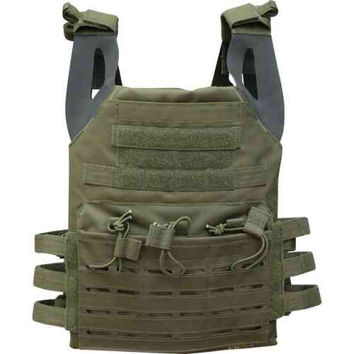 Viper Special Ops Plate Carrier - OD Green