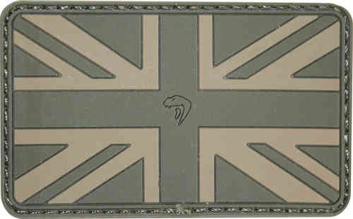 Viper Union Jack Patch - VCAM