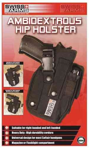 Swiss Arms Ambidextrous Hip Holster