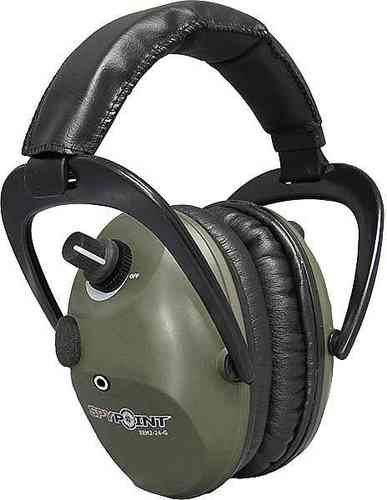Spypoint Electronic Ear Defenders EEM2-24 (6x) - Green