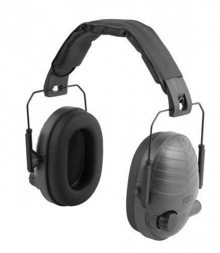 Deben PT3005 Electronic Ear Defenders - Black