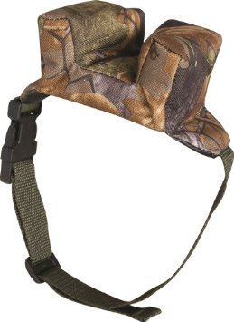 Jack Pyke Lightweight Rifle Knee Rest - English Oak Camo