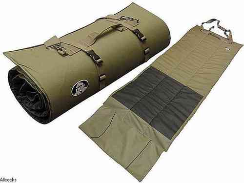 HSF Shooting Mat - Olive Green