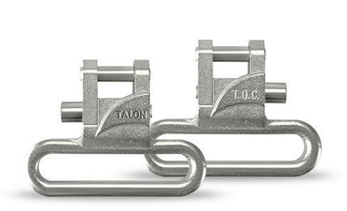 The Outdoor Connection Talon Sling Swivels - 1 1/4 Inch Stainless Steel