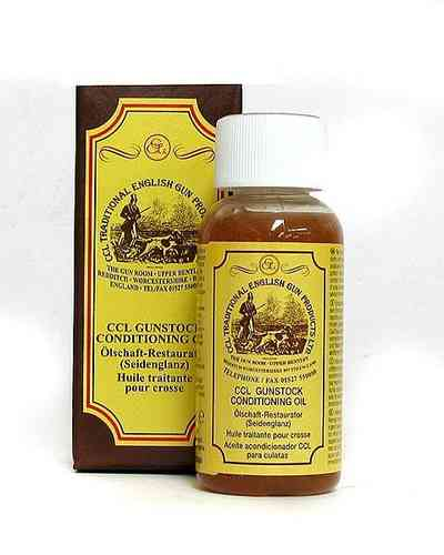 CCL Gunstock Conditioning Oil - 50ml