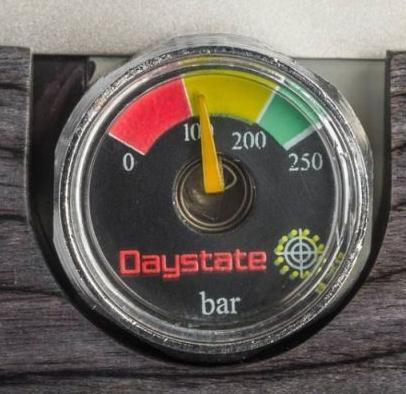 Daystate Pressure Gauge Manometer Pull The Trigger
