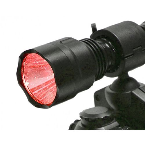 Clulite Red LED Head Assembly for White Eye Gunlight
