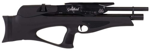 Air Arms Galahad Carbine, Regulated, Black Soft Touch Stock
