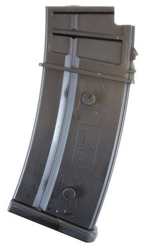 WE 999 Series G36 AEG Black Magazine