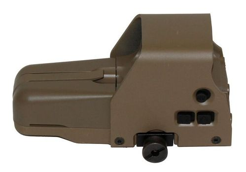 Nuprol NP Tech 887 Holo Sight FDE