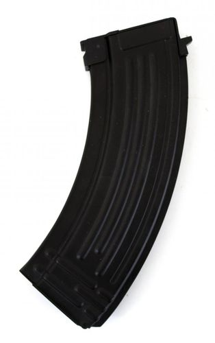 WE Nuprol AK Metal Flash Mag - 500rnd