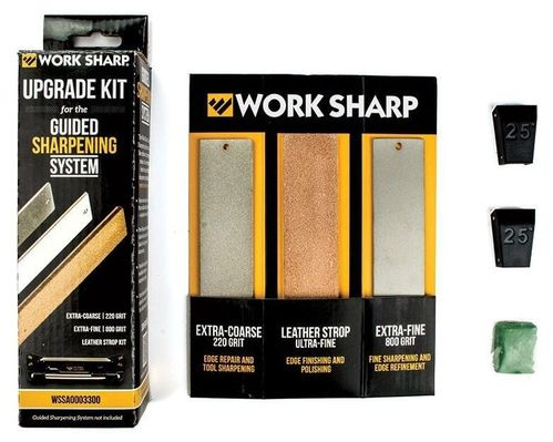 Work Sharp Guided Sharpening System Upgrade Kit GSS WS-3915