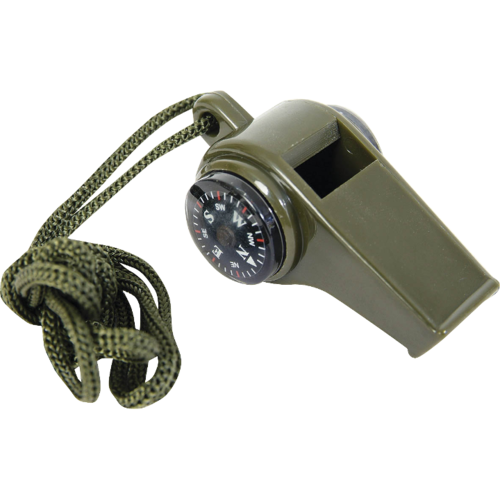 Mil-Com 3-in-1 Whistle