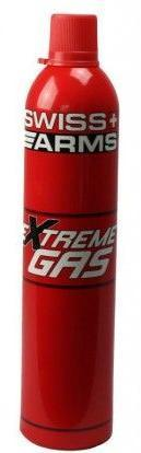 Swiss Arms Extreme Gas - 760ml