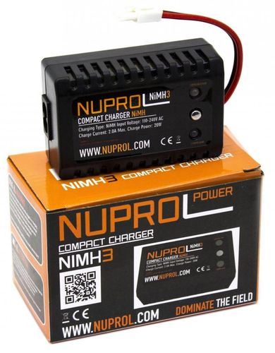 Nuprol NP N3 NiMH Charger