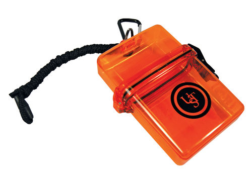 UST Watertight Case - Size 1.0 - Orange