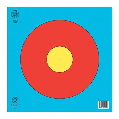 Hit & Miss Paper Archery Targets - 40cm x 40cm (10 pack)