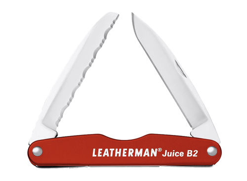 Leatherman Juice B2 Knife - Cinnibar Orange LJB2/OR