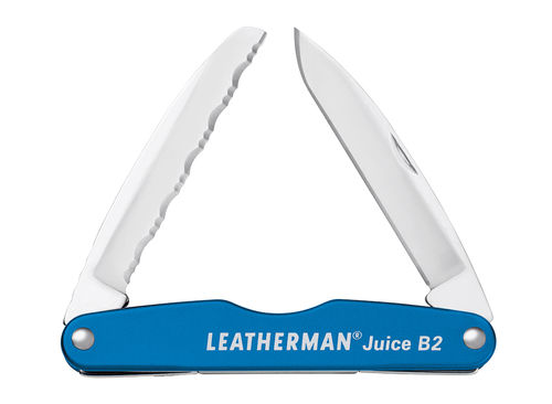 Leatherman Juice B2 Knife - Columbia Blue LJB2/BL