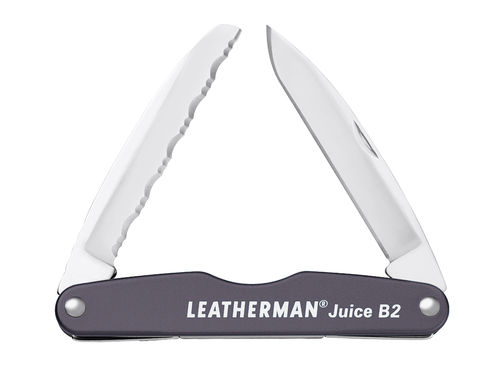 Leatherman Juice B2 Knife - Granite Grey LJB2/G