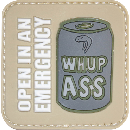 Viper Can Of Whupass Patch