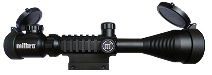 Milbro Military Style 4-12x50 EG Airsoft Scope