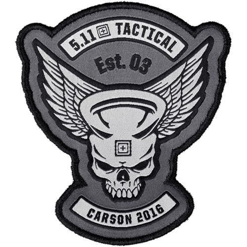 5.11 Tactical Flying K Death Kettle Patch