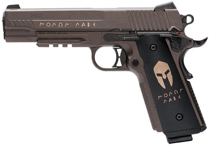 Sig Sauer Spartan 1911 CO2 Air Pistol - 4 5mm Blowback