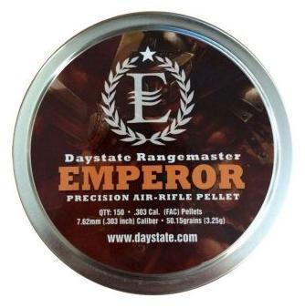 Daystate Rangemaster Emperor .303 (Tin of 150)