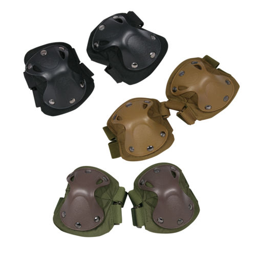 Viper Hard Shell Elbow Pads