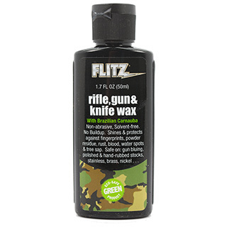 Flitz Rifle, Gun & Knife Wax - 50ml