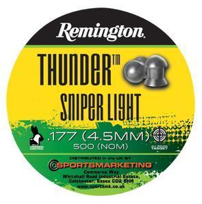 Remington Thunder Sniper Light .177