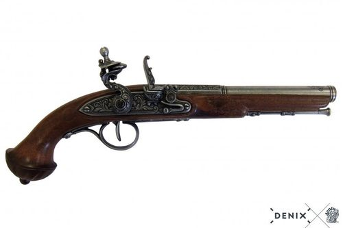 Denix Flintlock pistol, 18th. Century 1300